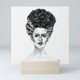Frida Frankenstein Mini Art Print