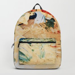 It's Paint. Backpack
