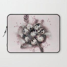 Quail eggs Laptop Sleeve