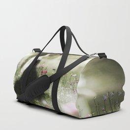 Dance in meadow 2 Duffle Bag