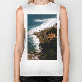 House by the Sea Biker Tank