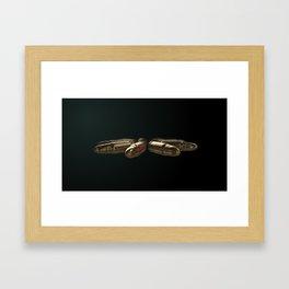 Elegance of a Bullet Edition 1 Framed Art Print