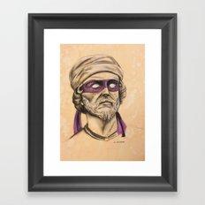 Donnie TMNT Framed Art Print