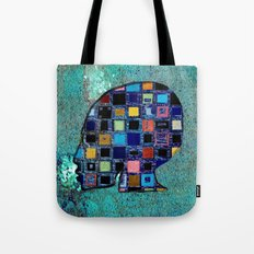 living in a box (global)4.Version Tote Bag