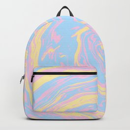 swirl of thoughts (hidden message) Backpack