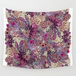 Vernal rising Wall Tapestry