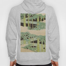 Shin-Bijutsukai – Japanese Design Bamboo At Night Hoody