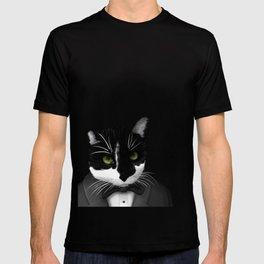 Cat in a Suit T-shirt