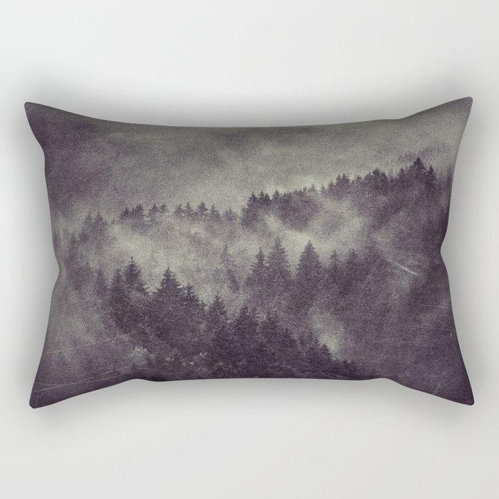 Excuse me, I'm lost Rectangular Pillow