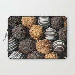 Truffle Chocoholic Fudge Mania Laptop Sleeve