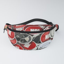 NO! Fanny Pack