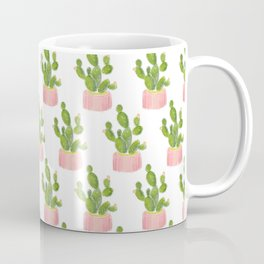 Summer Cacti | Free Hugs Coffee Mug