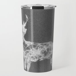 Deer in the Spotlight Travel Mug