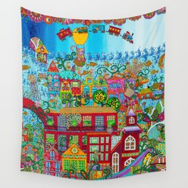 Pawook Wall Tapestry