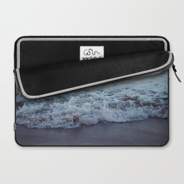Crash into Me Laptop Sleeve