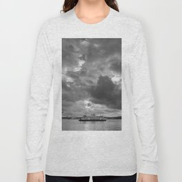 Elliott Bay Ferry Long Sleeve T-shirt