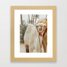 CURRENT MOOD Framed Art Print