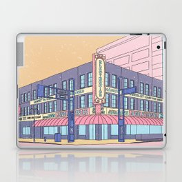 North Center Street - Reno, USA Laptop & iPad Skin