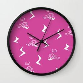 Team Sparia Wall Clock