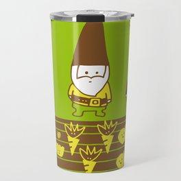 Allotment gnomes Travel Mug