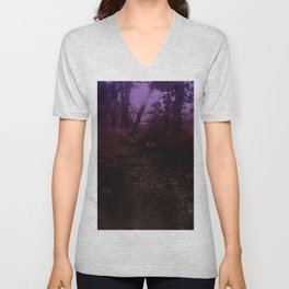 There's Something Out There Unisex V-Neck