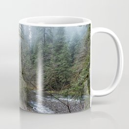A Creek Runs Through It Coffee Mug