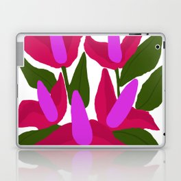Purple Pink Marvels Laptop & iPad Skin