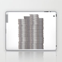 Pieces of Silver Laptop & iPad Skin