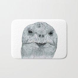 Cranky Galapagos Tortoise Bath Mat