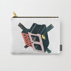 Brick Crossbones and a Bird Carry-All Pouch