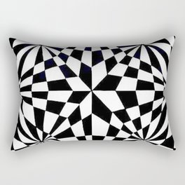 optical Rectangular Pillow