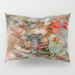 heartbeat in color Pillow Sham
