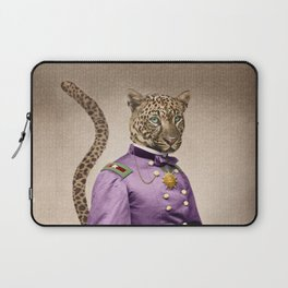 Grand Viceroy Leopold Leopard Laptop Sleeve