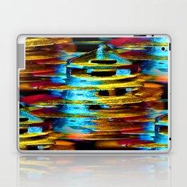 Helter-Skelter Laptop & iPad Skin