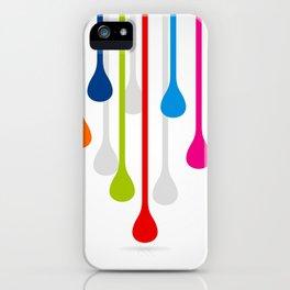 Drop iPhone Case
