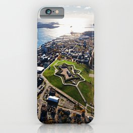 Halifax Below iPhone Case