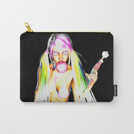 Blacklight Beauty Carry-All Pouch