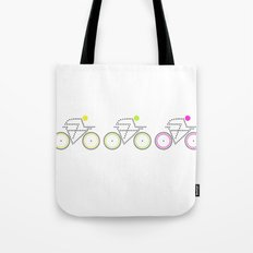 Olympic Posters - Cycle 2 Tote Bag