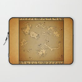 FF6 world of Ruin Laptop Sleeve