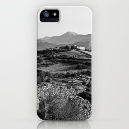 Alba Fucens , Italy iPhone Case