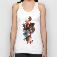 color study 2 Unisex Tank Top