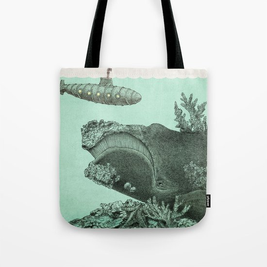 Leviathan  Tote Bag