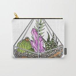 Crystal Terrarrium Carry-All Pouch