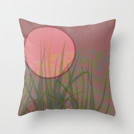 Lemongrass Throw Pillow