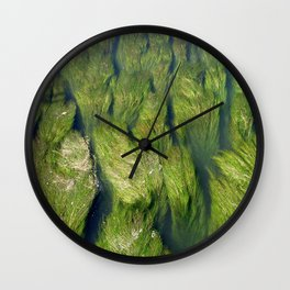 "Der fluss Limatt anschauend (Zurich) ""GEOROMANTIC"" series Wall Clock"