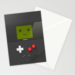 GAMETOY - Black         Game Boy, toy, Gameboy Stationery Cards