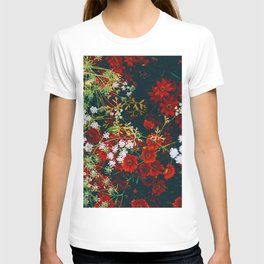 The Flower Bed (Color) T-shirt