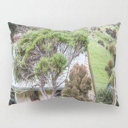 Cottage at Flea Bay, Akaroa, New Zealand Pillow Sham