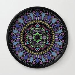 A Flower Called Desire Wall Clock