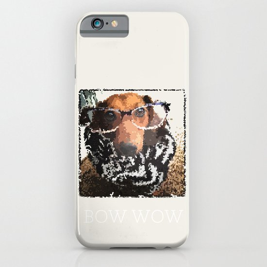 Hipster iPhone & iPod Case